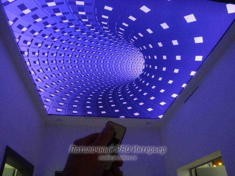 Световой потолок